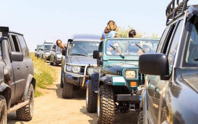 Experience Romania 2018: Off-road in Dobrogea