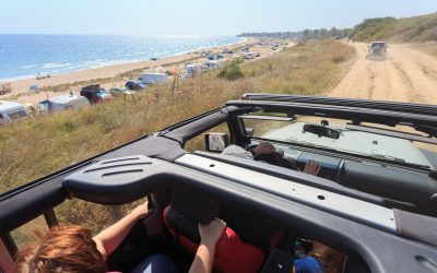 7 reasons to join us in an off-road adventure on the Bulgarian coast