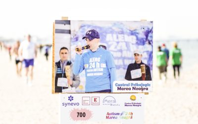 Autism 24 Hour Run, Black Sea, 3rd edition