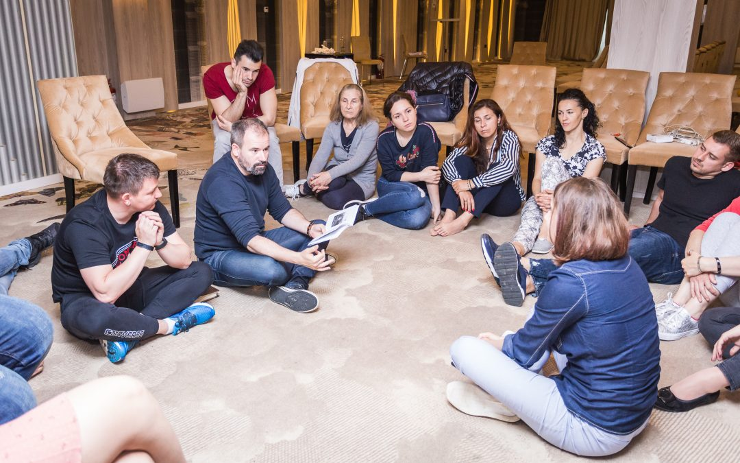 7 steps on the initiatic journey with Pera Novacovici – Alphacamp Suceava