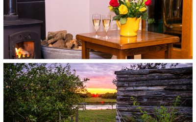 The Chilterns View retreat – luxury lodges near Oxford and London